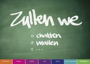 JOUWGGD.nl Advertentie en ansichtkaart